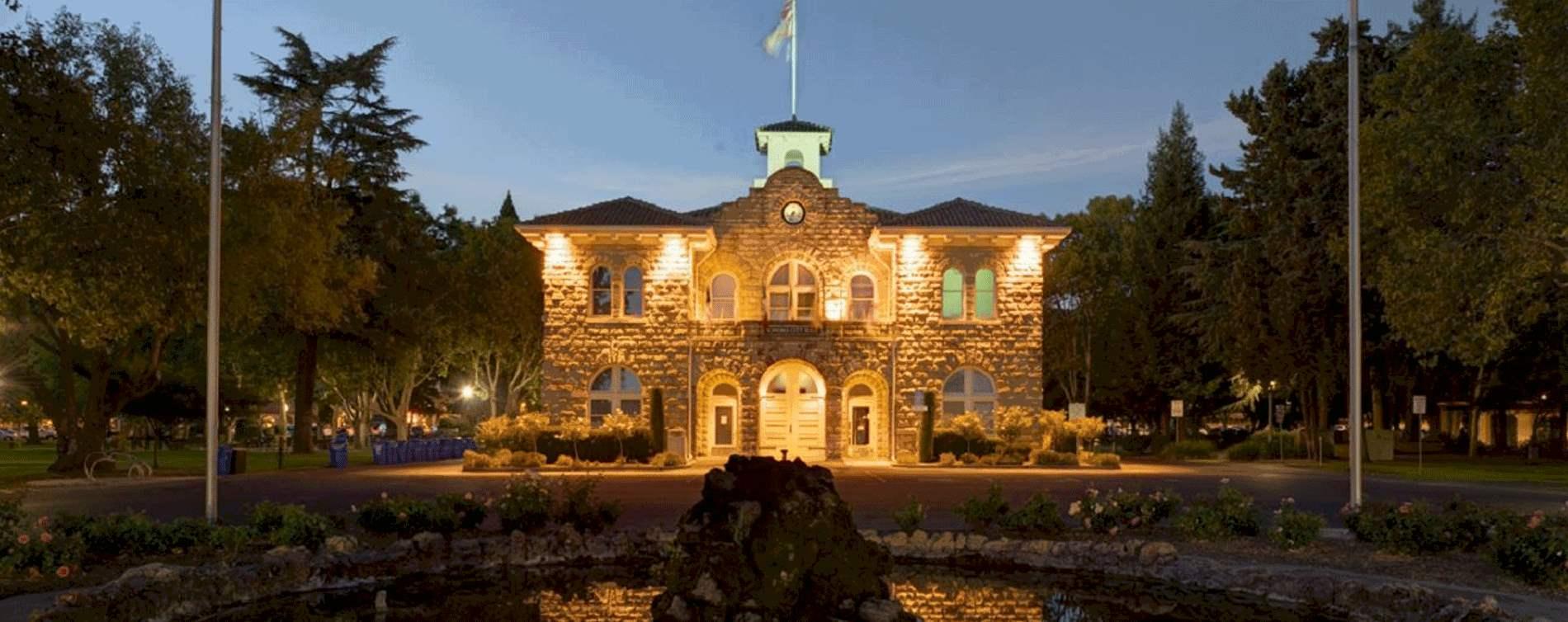 Location of BEST WESTERN Sonoma Valley Inn & Krug Event Center