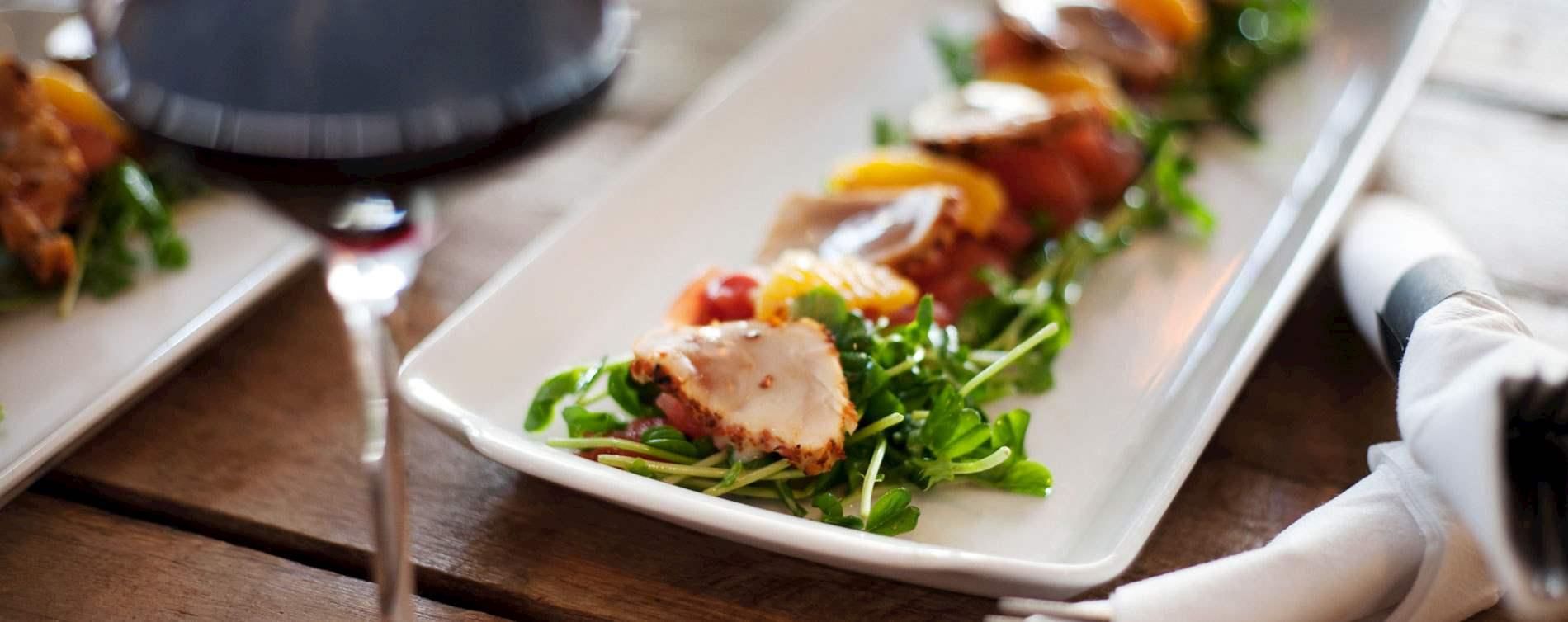 Dining at BEST WESTERN Sonoma Valley Inn & Krug Event Center, California