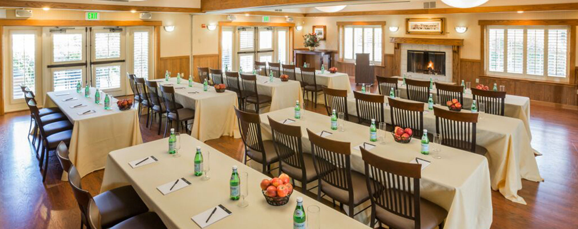 Meetings at BEST WESTERN Sonoma Valley Inn & Krug Event Center, California