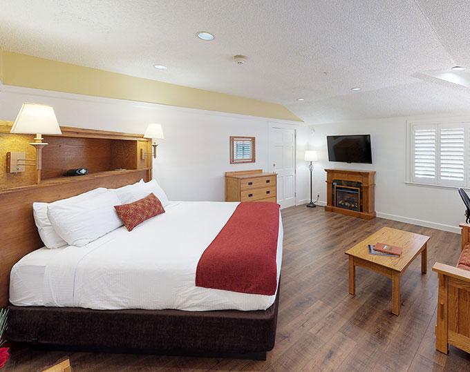 Standard King Room in BEST WESTERN Sonoma Valley Inn